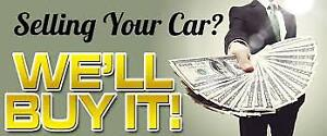 BUYING ALL SCRAP CARS ALWAYS CASH!!!