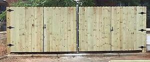Wanted Wood or Wire Fence