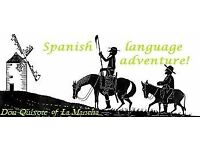 "PRIVATE SPANISH LESSONS ""Ohh languages…there's nothing like understanding each other"""