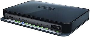 Netgear Router N750  Dual Band (2.4 GHZ / 5GHZ)