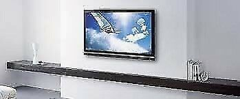 "WE SUPPLY AND INSTALL TV WALL MOUNT BRACKET (32""-80"") ONLY FROM"