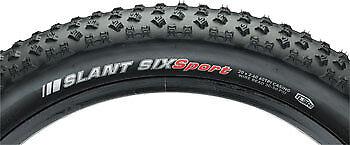 2 Pack Kenda Slant Six MTB Frt 29x2.2 /& Rear 29x2.0 DTC Folding Tire set Tomac