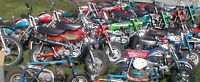 Looking for unwanted Mini Bikes, Mopeds or Bicycles