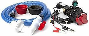 RV Waste Water Pump Out System by Clean Dump