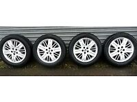 5 Alloy wheels