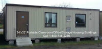 Portable Classrooms from only $13,500 Delivered!