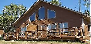 Clear Lake Cabin rent / rental Elkhorn Riding Mountain Cottage