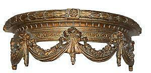 Antique Bed Crown Ebay