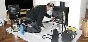 Chimney Sweeping (24 hours a day 7 days a week))