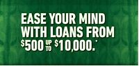 UNSECURED PERSONAL LOAN OF UP TO $10K (NO UPFRONT FEES)