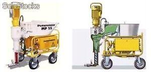 Pompe / mélangeur à beton putzmeister MP 25 2008