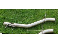 Golf MK5 R32 - Lucifer non-res pipe (same as Milltek)