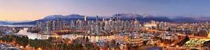 """""""Amazing Vancouver"""" Print by Chris Collacott 30% Off!!"""