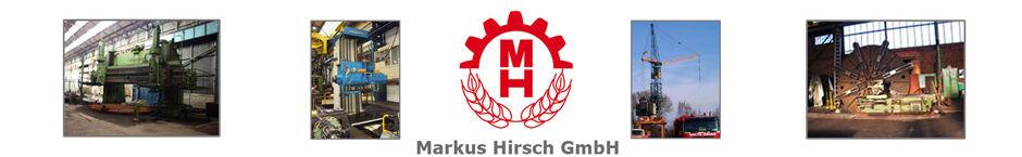 Markus Hirsch GmbH Maschinenhandel