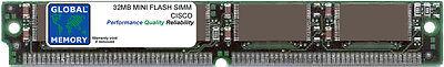 32 MO FLASH SIMM mémoire CISCO 3600 series routeurs