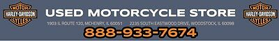 Used Motorcycle Store 888-933-7674