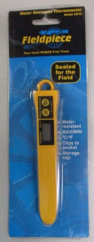 FIELDPIECE WATER RESISTANT THERMOMETER SWT2