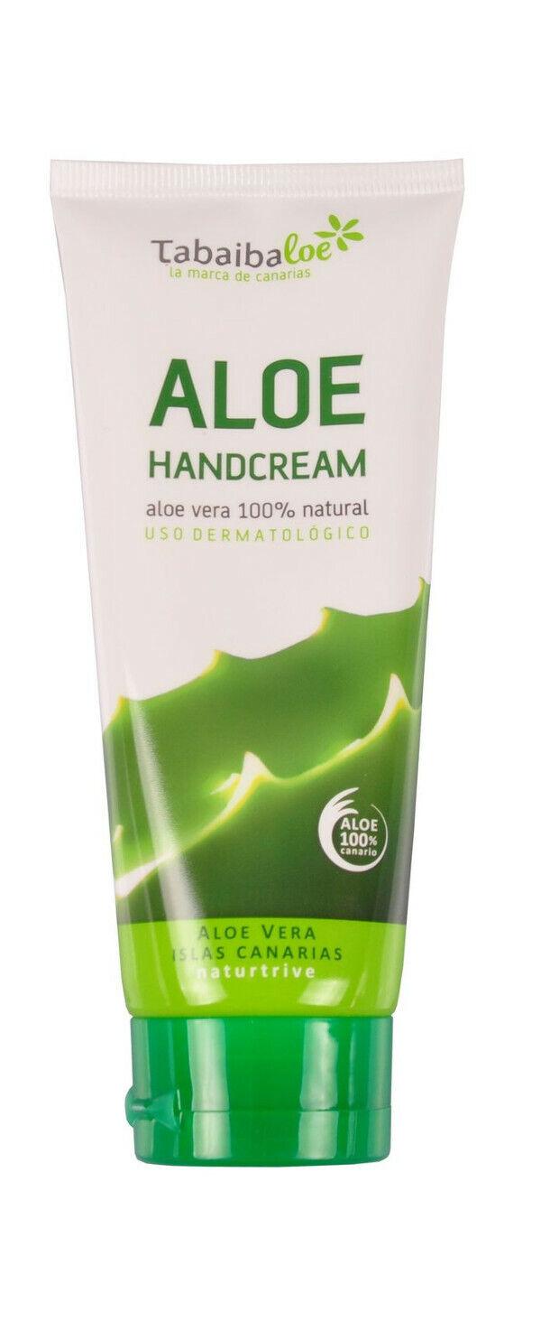 Tabaibaloe Handcreme Aloe Vera 100% natural Islas Canarias Cream Hautcreme 100ml