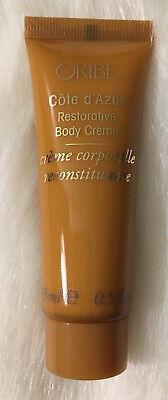 Oribe Cote d'Azur Restorative Body Creme 0.5 Oz/15 ml