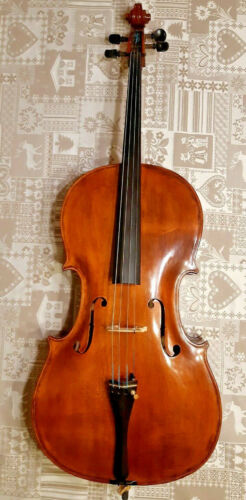 Italian cello maker made by Marco Venturi 2009