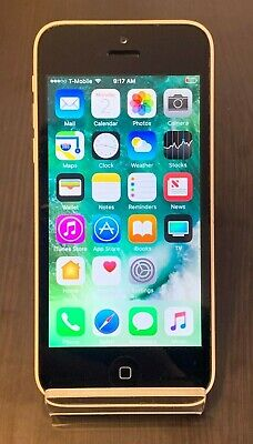 Apple iPhone 5c - 16GB - White (T-Mobile) A1532 (GSM)