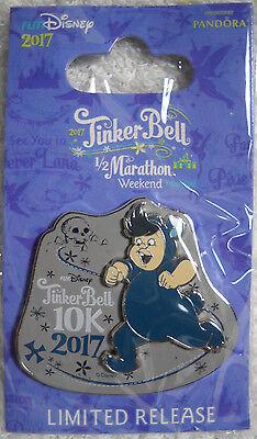 DLR - run Disney 2017 Tinker Bell Half Marathon Weekend - 10K Event Disney Pin