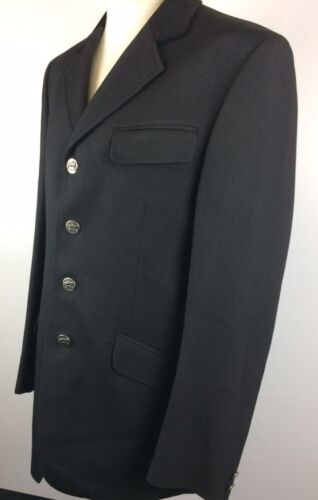 Reitjackett Riding Jacket Competition for Men Black Size 48 of Brand Horka
