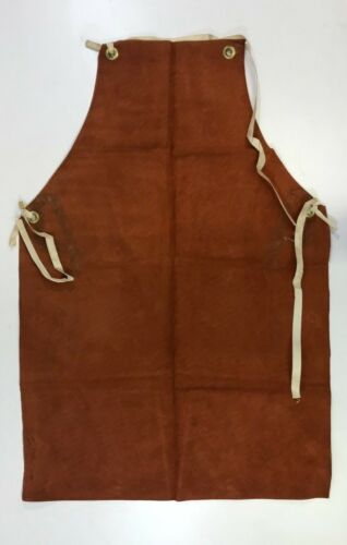 Len-co Leather Welding Apron G24 36