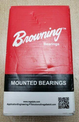 Browning VPS-216-AH Pillow Block Ball Bearing Unit Two-Bolt Base