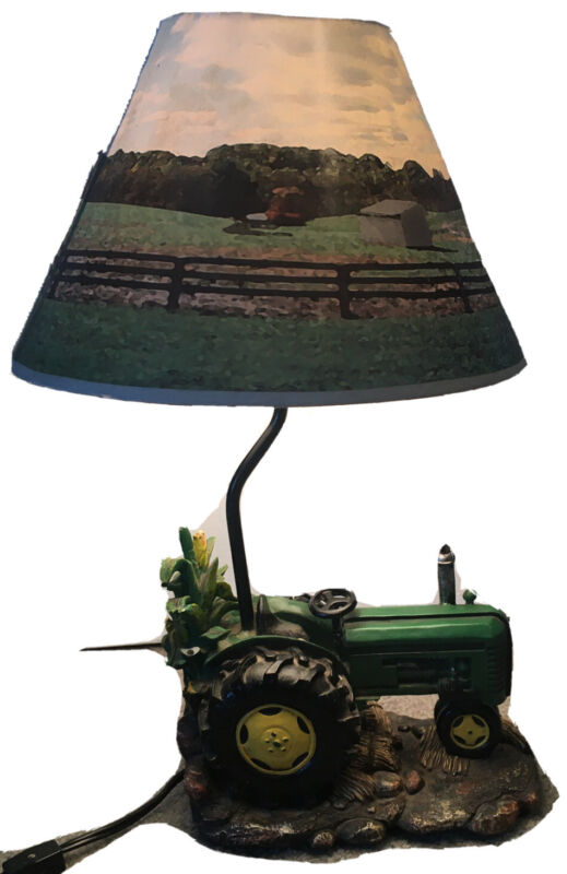 1999 JOHN DEERE LICENSED JOHN DEERE TRACTOR LAMP