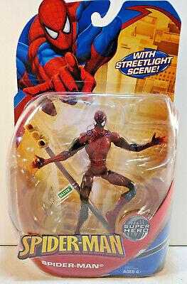 Hasbro McFarlane Spider-Man Dark Version Reissue, Authentic!!