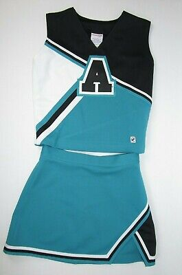 Genuine Merchandise Oakland Raiders Young Kids X-Small 4//5 Cheerleader Dress Matching Bloomers Costume