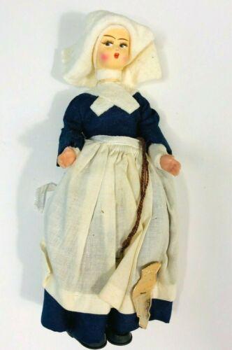 Vintage Eros Florence Nun Doll - Suora Carita 76  Sister  *D