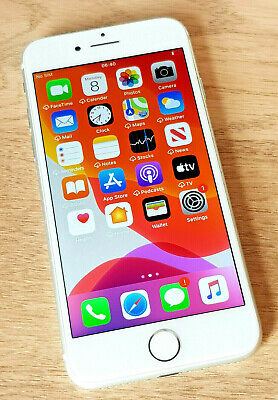 Apple iPhone 8 64GB Silver (Unlocked) - in Very Good Condition - UK Seller