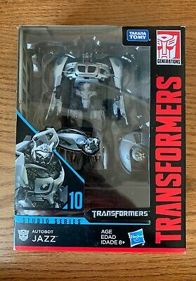 Transformers Studio Series Deluxe Class 10 Autobot Jazz