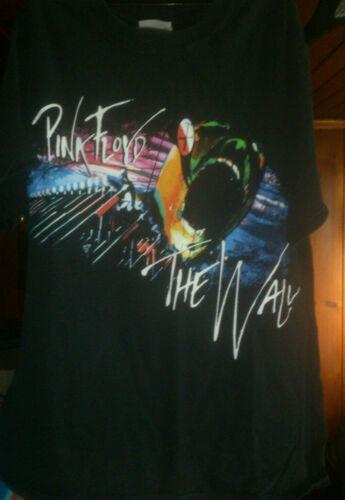Men's Pink Floyd The Wall Graphic Screaming Face Shirt Medium