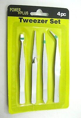 4 PCS/Set Tweezer Maintenance Tools Kit for vaporizer art Jewelry Watch repair