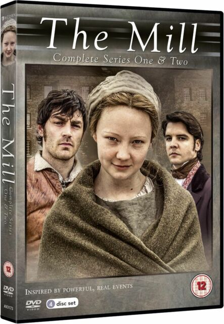 The Mill Series 1 & 2 TV Season One and Two Region 4 New DVD (4 Discs)