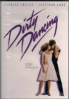 DIRTY DANCING (DVD, 1997) NEW