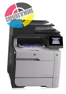 HP Color LaserJet Pro MFP M476dw Wifi And AirPrint !!! Prestons Liverpool Area Preview