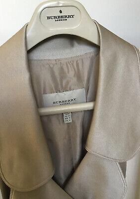 Burberry london Occasion Dress Uk 10 Sleeveless Iconic Designer