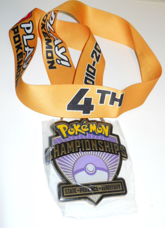 POKEMON: MEDAL CHAMPIONSHIP 2010-2011 - 4th PLACE