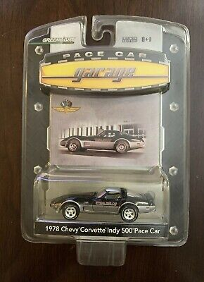 Greenlight garage 1978 Chevy Corvette Indy 500 Pace Car Limited Edition