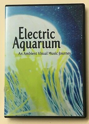 Electric Aquarium (DVD) - ships from USA - ambient visual music journey