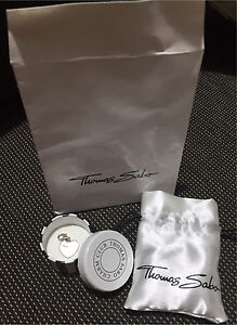 Thomas Sabo sterling silver charm club heart Victoria Park Victoria Park Area Preview