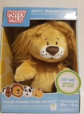 Potty Pals Larry The Lion - Larry The Lion
