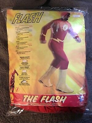 Rubies Classic The Flash Adult Costume Halloween