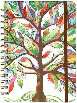 2020 Planner - Weekly Monthly Planner With Tabs 6.3 X 8.4 Hardcover With B
