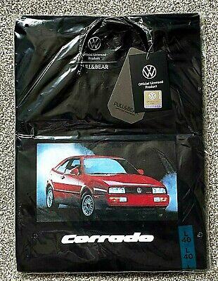 NEW Retro Style VW Officially Licensed Pull & Bear Volkswagen Corrado T...