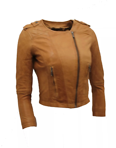 Cropped Leather Jacket Redland Bay Redland Area Preview